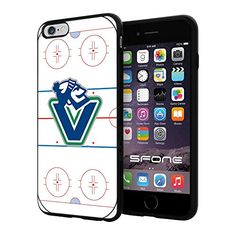 Vancouver Canucks 2 Rink NHL Logo WADE5195 iPhone 6+ 5.5 inch Case Protection Black Rubber Cover Protector WADE CASE http://www.amazon.com/dp/B013SC5I5I/ref=cm_sw_r_pi_dp_s3zFwb1R5AN50