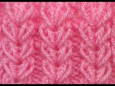 This video is a compilation of some brioche knitting patterns of mine. In the video, you can see the brioche knitting chart and written instructions for the . Knitting Stiches, Easy Knitting Patterns, Knitting Videos, Knitting Charts, Knitting Designs, Knitting Socks, Baby Knitting, Stitch Patterns, Knit Stitches