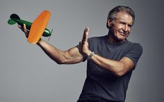 With a terrifying plane crash behind him, a wildly anticipated return as Star wars' Han Solo, and Steven Spielberg calling about Indiana Jones, can Harrison Ford finally admit the force is with him? Rick Deckard, Star Wars Cast, Star Wars Han Solo, Hollywood Male Actors, Harrison Ford Indiana Jones, Ford 2016, John Wayne Airport, Han And Leia, Like Fine Wine