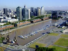 Puerto-Madero Buenos Aires
