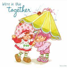 Little Twin Stars, Cute Little Girls, Cute Kids, My Little Pony, Strawberry Shortcake Characters, Vintage Strawberry Shortcake, Sweet Memories, Childhood Memories, Vintage Toys 80s