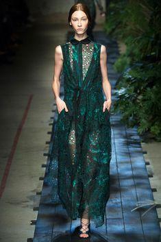 Spring 2015 RTW : London Fashion Week : Erdem