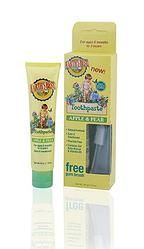Earths Best Babycare Apple & Pear Toothpaste 45g