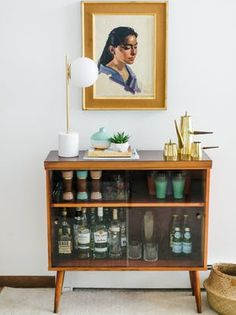 House Tour: An Angular 1960s Virginia House | Apartment Therapy