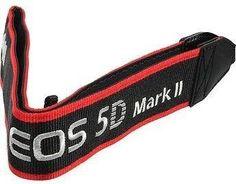 Canon EW-EOS5DMKII Wide Strap for Canon 5D Mark II