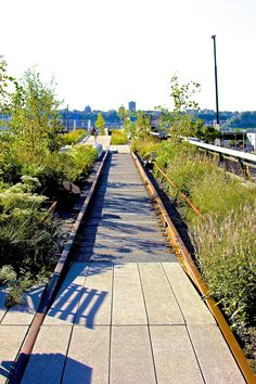 The Final Phase Of The High Line Is Open & It's Breathtaking #refinery29  http://www.refinery29.com/2014/09/74847/high-line-nyc#slide9