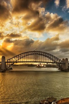 Morning Burst, Sydney`