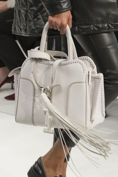 Tod S at Milan Fall 2017 (Details) Fall Handbags, Trendy Handbags, Purses  And a29f6da1de