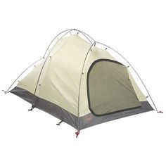 Big Agnes String Ridge 2 Tent with Footprint - 2-Person 4-Season  sc 1 st  Pinterest & 4-Season Double Wall Tent Review: Big Agnes String Ridge vs ...