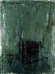 JACEK SIENICKI (Poland) Abstract Art Images, Natural World, Painters, Poland, Artists, Nature, Inspiration, Black, Inspiring Art