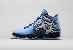 The UNC Tar Heels Are Heading to the Sweet 16 in a New Air Jordan XX9 PE