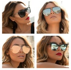 Quay Australia X Desi Perkins Sunglass Collection (Ft. 'On the Low', 'High Key', & 'TYSM')