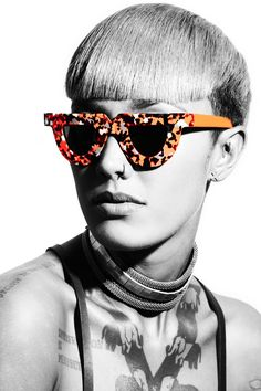 Cast Eyewear - model «Legends on the rocks»