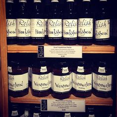 Delicious Hawkshead Relish #food #cumbria #travel #instagram #iphone #photo    (Photo: Flikr by quirkytraveller)