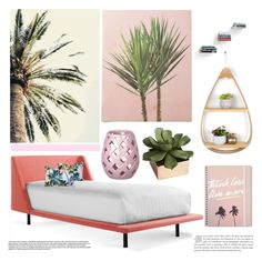 """""""HOME DECOR"""" by piedraandjesus ❤ liked on Polyvore featuring interior, interiors, interior design, home, home decor, interior decorating, Blu Dot, Umbra, CB2 and Summer"""