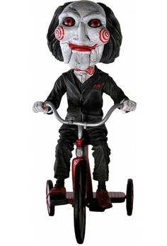 NECA SAW - BILLY THE PUPPET EXTREME HEAD KNOCKER