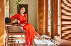 Samyukta Nair has founded the summer-long Jamavar Women's Club Successful Women, Britain, Sari, Club, Summer, Inspiration, Fashion, Saree, Biblical Inspiration