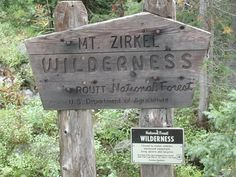 Anywhere in the Mount Zirkel Wilderness area!
