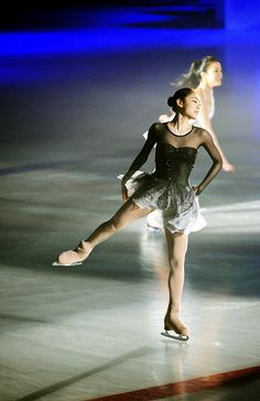 Figure Skating Queen YUNA KIM by { QUEEN YUNA }, via Flickr @YuNie Last Name s. lee #YunaKIM