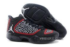 3c454772819627 Mens Air Jordan XX9 Gym Red Black White-Gym Red Jordan Shoes For Men
