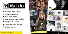 Download Waldo - Creative Responsive Portfolio Theme