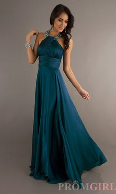 f3102b3c3637 Cheap Dark Navy A-line One Shoulder Chiffon Floor-length Dress Online Sale  - Dresses For Women