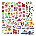 1 Sheet Sticker New 3D Raised Kid Girl Boy Party Scrapbook Diary Wall Decal Gift - Halloween Scrapbooking Stickers