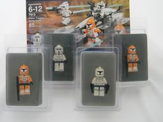 Soap Star Wars Lego