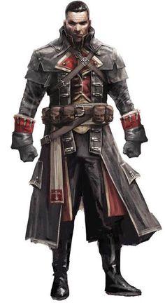 #Fantasy #Artwork: Assassins Creed Rogue