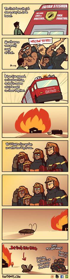 RandoWis :: Something In Common | Tapastic Comics - image 1