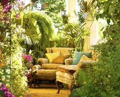 Crea una casa jardín. Cosas que te ayudarán a integrar mejor los jardines en tu nueva casa.