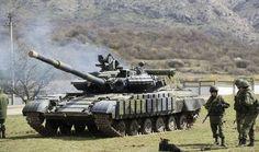 Russia Shows Modern Military in Ukraine Crisis
