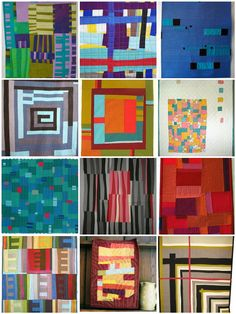 Quilts of Gees Bend.