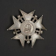 Bid online, view images and see past prices for Collections from the Castle of Malicorne Marshal Oudinot's Historical Souvenirs. Invaluable is the world's largest marketplace of items at auction, live and online! Military Decorations, Saint Louis, Palais Royal, Drawing Games, Chivalry, France, Plaque, Castle, Brooch