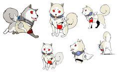 Koromaru is so cute, isn't he?