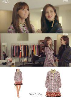 Romance Is A Bonus Book fashion - Lee Na-young Ep 2 Young Fashion, Women's Fashion, Korean Dress, Lee Jong, Accent Walls, Dress For Success, Vintage Vibes, Korean Style, Korean Fashion