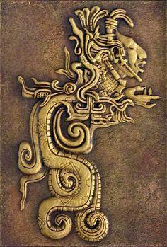 mayan art | Tumblr