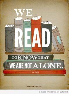 Why we read C.S. Lewis