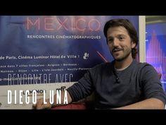 Diego Luna : La Star De Star Wars, Rogue One Au Festival Viva Mexico (interview) - Video --> http://www.comics2film.com/diego-luna-la-star-de-star-wars-rogue-one-au-festival-viva-mexico-interview/  #StarWars