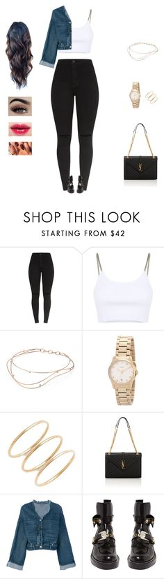 """DAY6 - congratulation"" by kyndraxsvt ❤ liked on Polyvore featuring Alexander Wang, Elsa Peretti, Gucci, Yves Saint Laurent, Golden Goose and Balenciaga"