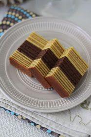Jane's Corner: 可可芝士千层蛋糕(Cocoa Cheese Layered Cake)