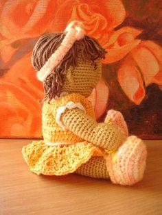 Basic doll pattern - Talvi Tonttu