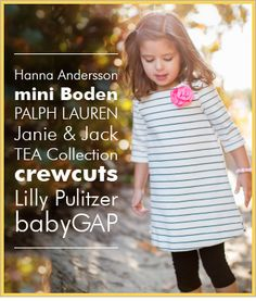 Save on Top Brands | Janie and Jack | Hanna Andersson | mini Boden | Tea Collection | Kids Clothes to Wear for a Season