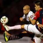 Copa Sudamericana: con una derrota en Paraguay, Lanús comenzó con la difícil tarea de defender el título
