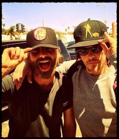 Andy and Norman at #SDCC