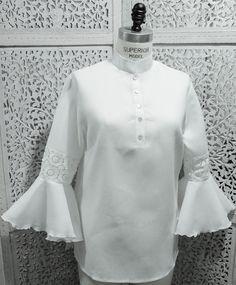 Blusa Flamenca  #GriseldaTovar #Moda #Mujeres #LeTempsDesFleur #TiempoDeFlores