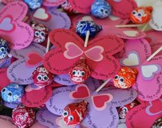 How cute are these Lollipop Butterflies and they are perfect for Valentines Day. You can adapt them for all sorts of events and they are p...