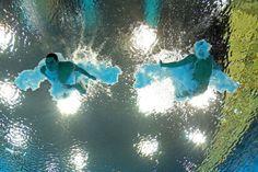 Kristian Ipsen & Troy Dumais  - Olympics Day 5 - Diving