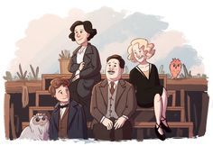 Fantastic Beasts  - why is everyone in this film so darn adorable by The Qwerty Prophecy