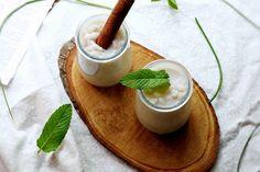 arroz dulce de horchata sin lactosa